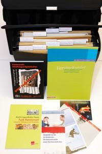 Materialenkoffer gegen Rechts